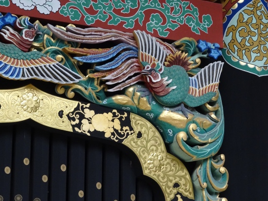 Zuihoden is decorated in the ornate style of the Momoyama Period