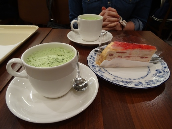 Japan loves its cute cakes