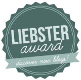 The Liebster Award!