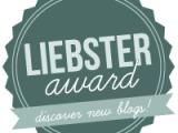 The Liebster Award!