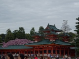 Kyoto secret garden: Heian Shrine