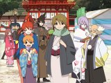 Anime review: The Eccentric Family