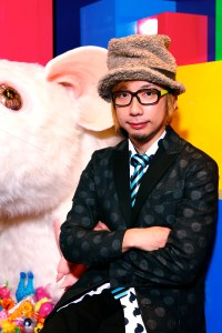 Japanese internationally-renowned artist and pop culture expert Sebastian Masuda