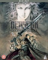 WIN Berserk Collector's Edition on blu-ray!