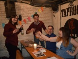 Sophie's Japan Blog first charity pub quiz!
