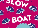 Reading 'Slow Boat' by HideoFurukawa