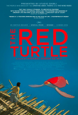 The Red Turtle in cinemasnow!