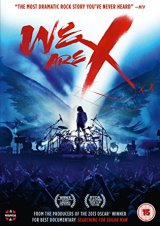 We Are X DVD review and giveaway!