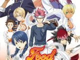 300 minutes of #foodporn with 'Food Wars!'