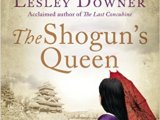 Reading 'The Shogun's Queen' by Lesley Downer