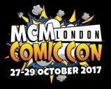 MCM London Comic Con returns 27-29October!