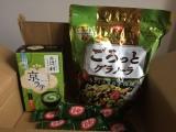 Matcha treats from TokyoDirect